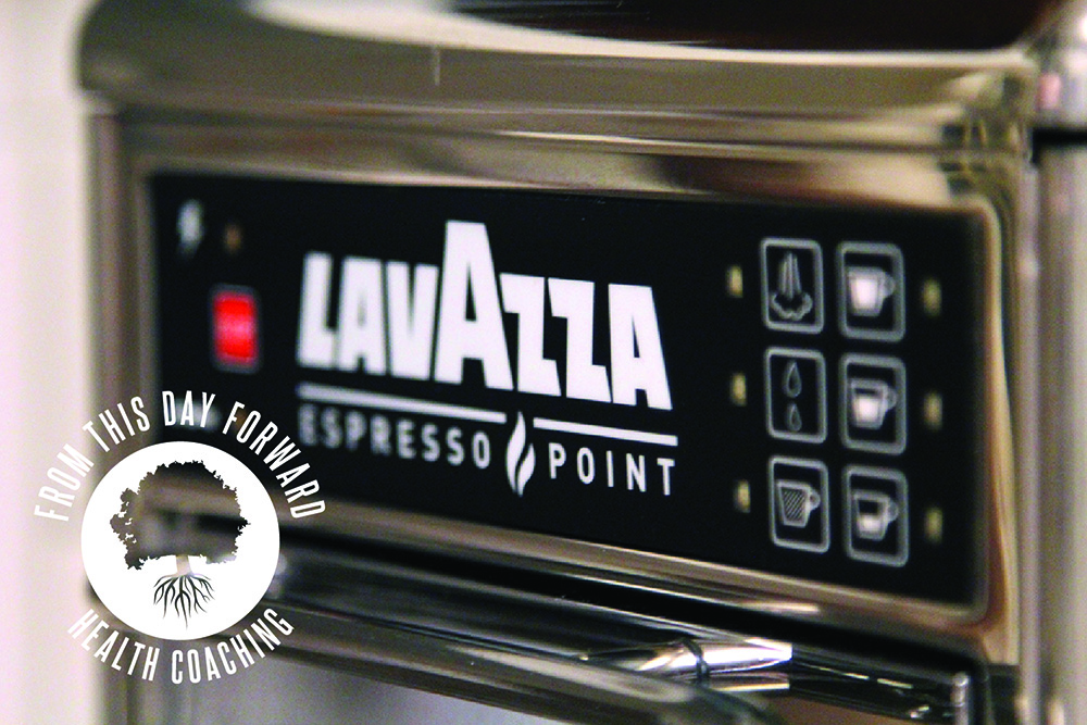Lavazza Espresso Point Giveaway | From This Day Forward Health Coaching