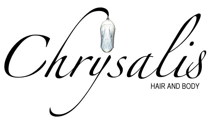Chrysalis Hair and Body logo