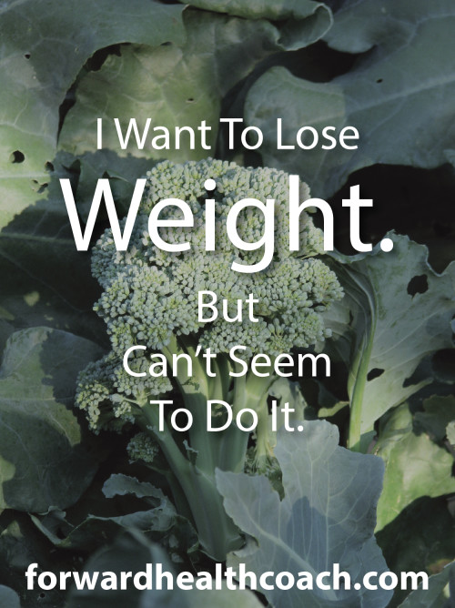 I want to lose weight | Forward Health Coach