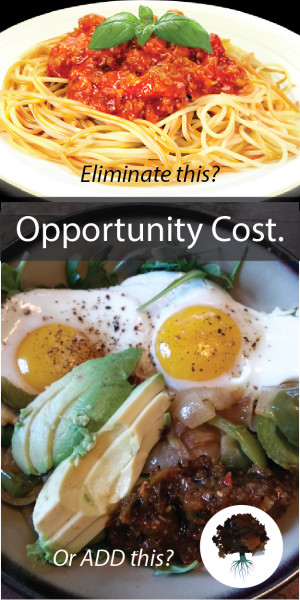 Your Opportunity Cost Might Be Your Health | Meredith Rhodes Carson, PhD, HHC | Forward Health Coach